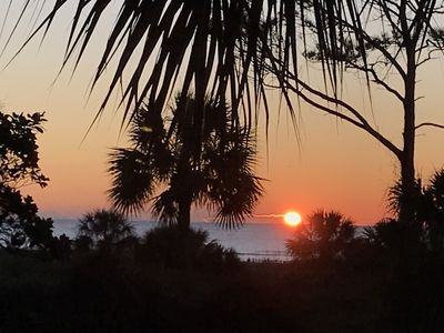 Beachfront property with ocean/sunrise view! New to rental market.