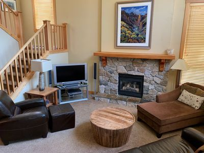Photo for Awesome Location!  Steps away from Greywolf Golf Course at Panorama Mountain, BC