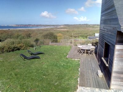 Photo for House with exceptional sea view, ideal to relax in peace