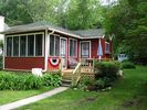 1BR Cottage Vacation Rental in Glenn, Michigan