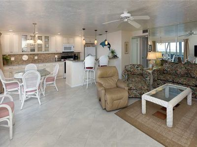 Photo for Unit F3: 2 BR / 2 BA beach front in Sanibel, Sleeps 6