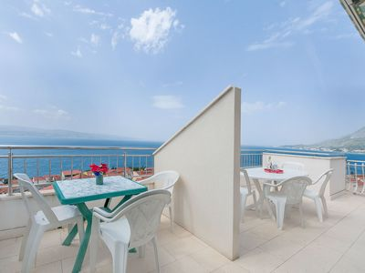 Photo for Apartments Luca (64471-A2) - Omis