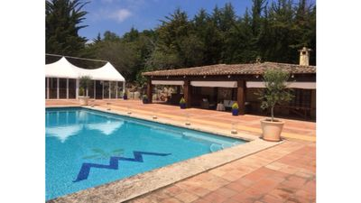 Photo for Typical catalan farmhouse with great charm and great pool