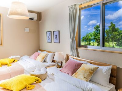 Photo for Baby bed  Baby chair  5 mins to the Beach / Kunigami-gun Okinawa