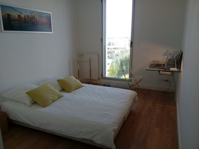 Photo for New and bright apartment close to the machines of the island, the city center ..