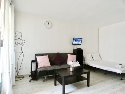 Photo for CHARMING APT WITH TERRACE, MONTPELLIER GAMBETTA