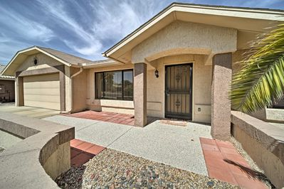You're sure to adore this home's sense of privacy!