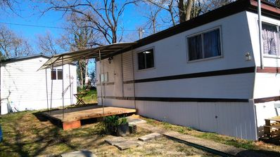 Photo for Camping Montmaurin *** - Mobile home 2 Rooms 2/4 Persons