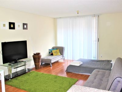Photo for Comfortable Hollywood Apartment Near Walk of Fame