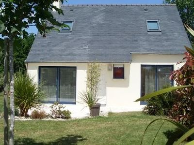 Photo for House seaside in Trégunc (400m), on 1000m2 garden with trees and fenced