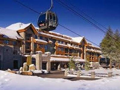 The gondola to Heavenly ski mountain is steps from your front door!