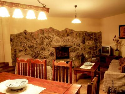 Photo for Cabin or bungalow El Hosquillo for 8 people