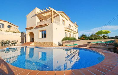 Photo for Vacation home Casa Bente  in Calpe, Costa Blanca - 9 persons, 4 bedrooms