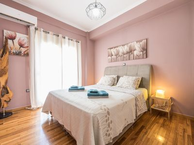 Photo for 2BR Apartment Vacation Rental in Neos kosmos