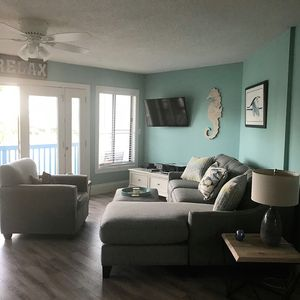 Photo for Blondie's Place-Dogs OK-Gulfview 2B/2B Condo-Kayaks (Pool closed currently) SALE