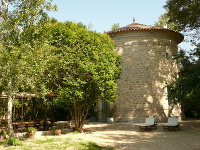 Photo for Romantic 19th Century Tower + ( Summer Annexe ) In Own 1 Acre Near The Sea