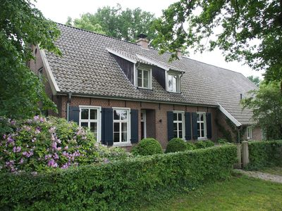 Photo for Historic farmhouse in the countryside, exclusive and well renovated