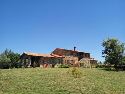 Photo for Country house near the sea with a wonderful panoramic view