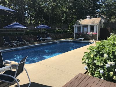Photo for Family Friendly Quiet Neighborhood Heated In-ground Pool Sunday Turnover
