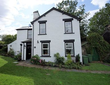 Photo for Detached cottage in the popular Lakeland village of Staveley, nr Windermere FREE WiFi