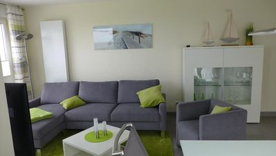 Photo for Residence Windjammer, Dünenweg 6, Whg. 12, lake view, 150m to the beach