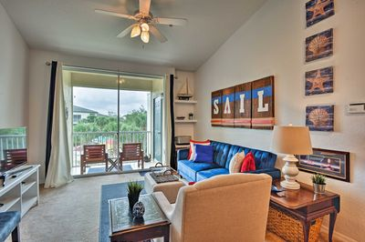 With 1-bedroom, 1-bath and room for 4 - this is the perfect family getaway.