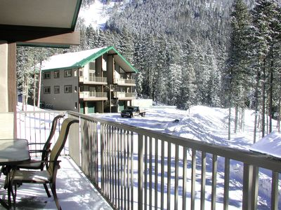 Photo for Wheeler Peak 106 -Upscale  condo. Light and bright, 2/10 of a mile to lift