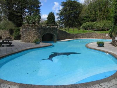 Photo for Luxury Private Ground Floor Apartment near Kingsbridge, South Hams, England