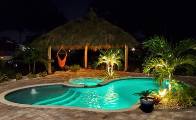 Photo for *Seabreeze 4 Bdrm- Heated Saltwater Pool & Spa! Make Memories Here! Yes, Please!