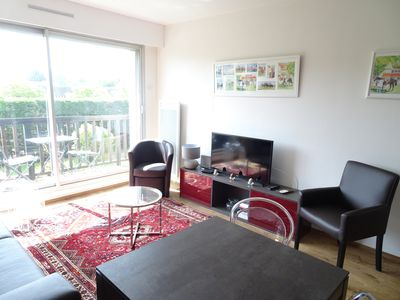 Photo for Apartment Deauville 2 to 4 people for 600 € per week