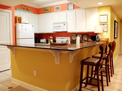 Photo for PB B11 Beautiful Large Condo on the ground floor 3 Br 2 Ba, Sugar Sands