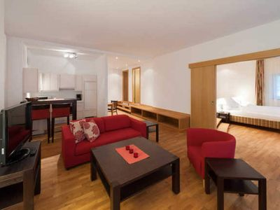 Photo for Apartment for 2 persons - Residence Maximilian