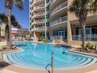 Photo for Waterfront rental in an upscale resort w/ shared pool, hot tub, & gym