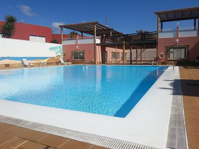 Photo for 2 Bed Villa. Sleeps 4/5, Roof Terrace With Sea & Mountain Views & Shared Pool