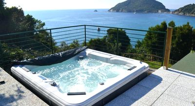 Photo for SUITE DOLCEVITA by KlabHouse w/Hot tube, AC and panoramic view