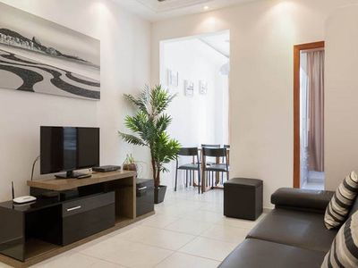Photo for Beautiful 2 bedroom Copacabana