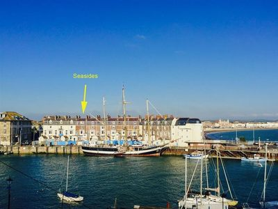 Photo for SEASIDES, family friendly in Weymouth, Ref 994667
