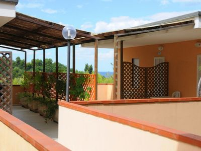 Photo for 1BR Apartment Vacation Rental in Altidona