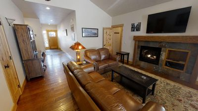 Photo for High End Bungalow in Spring Mountain Ranch - Right on the Green in McCall!