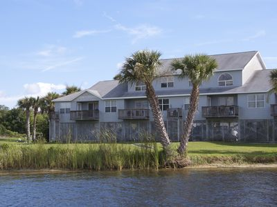 Photo for Cabin By The Sea overlooking Crystal River, recently renovated