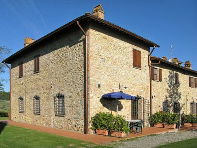 Photo for Apartment Podere di Mezzo  in San Gimignano (SI), Siena and surroundings - 4 persons, 2 bedrooms