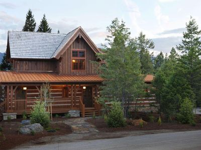 Photo for Headwaters Cabins at Eagle Ranch Resort - Shuswap Cabin