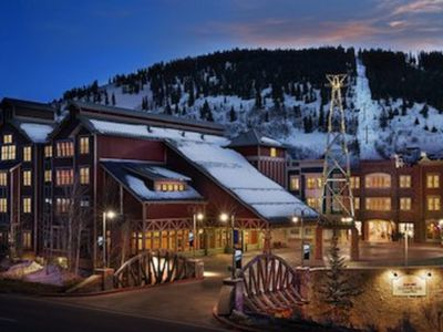 Photo for Marriott's Summit Watch Park City Utah Dec 21-28 --- $329/night!