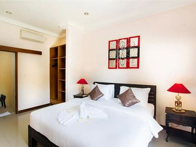 Photo for Comfortably superior room in central Seminyak Area