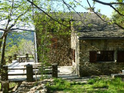 Photo for Isolated cottage in the heart of the Cevennes: total rest assured