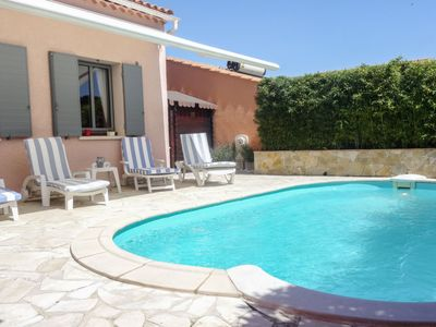 Photo for Vacation home Bastide de St Antoine  in Cogolin, Cote d'Azur - 6 persons, 2 bedrooms