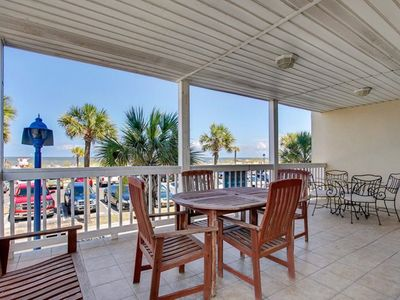 Photo for Dolphin Watch Condominiums Unit 1 - Ocean Front - FREE Wi-Fi