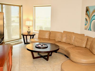 Photo for SUNSET VIEWS, GREAT 2 x 2BR SUITES, STEPS TO THE BEACH, POOL, PARKING, KITCHEN