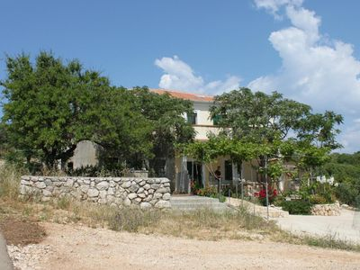 Photo for Apartment in Dražica (Pag), capacity 4+1