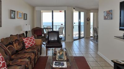 Photo for BEACH FRONT - 1 Bedroom Condo - Phoenix East in Orange Beach!
